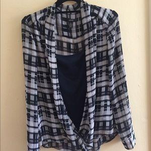 Alfani Pattern shirt